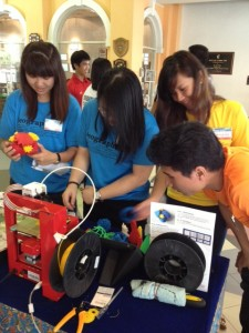 SEAGA Event at Raffles Girl School Singapore